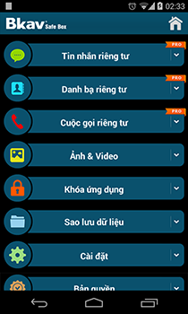 ung dung viet hay cho android