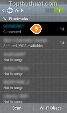 doi dns wifi tren android