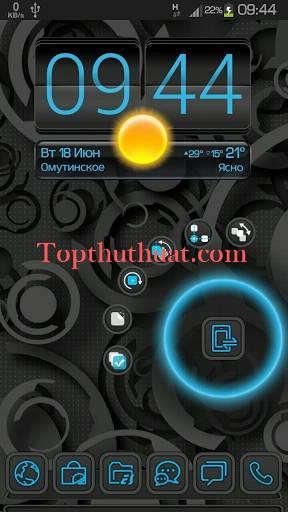 theme dep cho dien thoai android