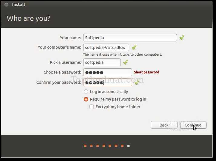cach cai dat ubuntu