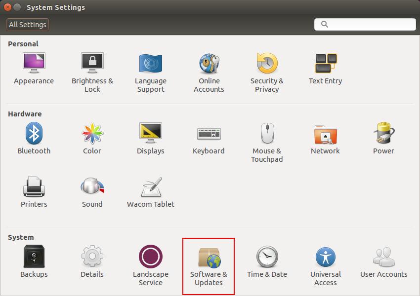 việc cần làm khi mới cài đặt Ubuntu
