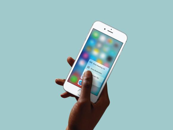 khác biệt giữa điện thoại iPhone 6s và iPhone 6