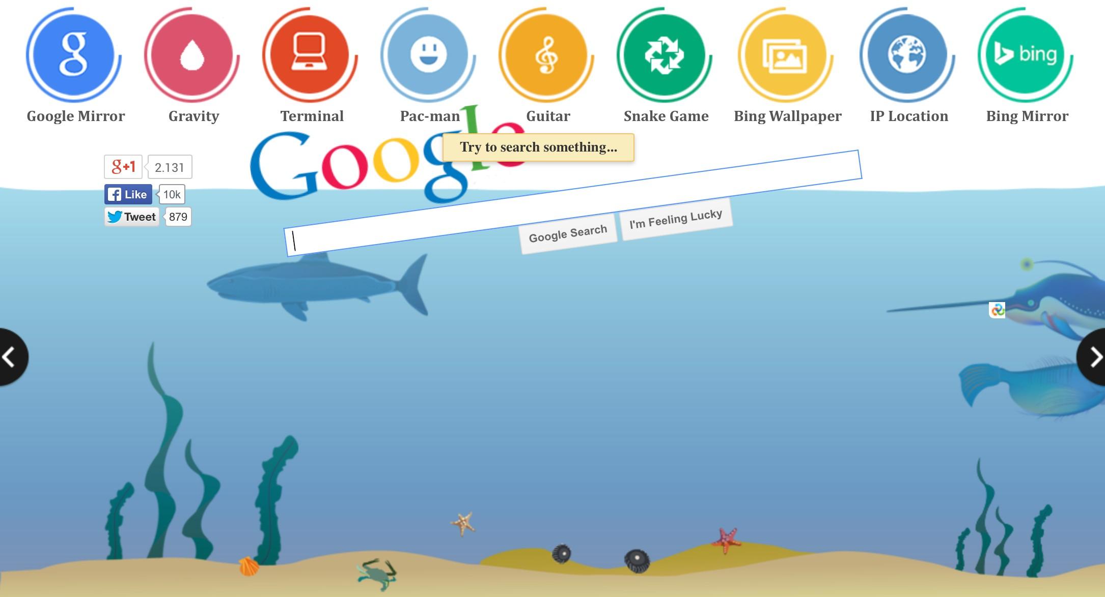 tinh nang thu vi google