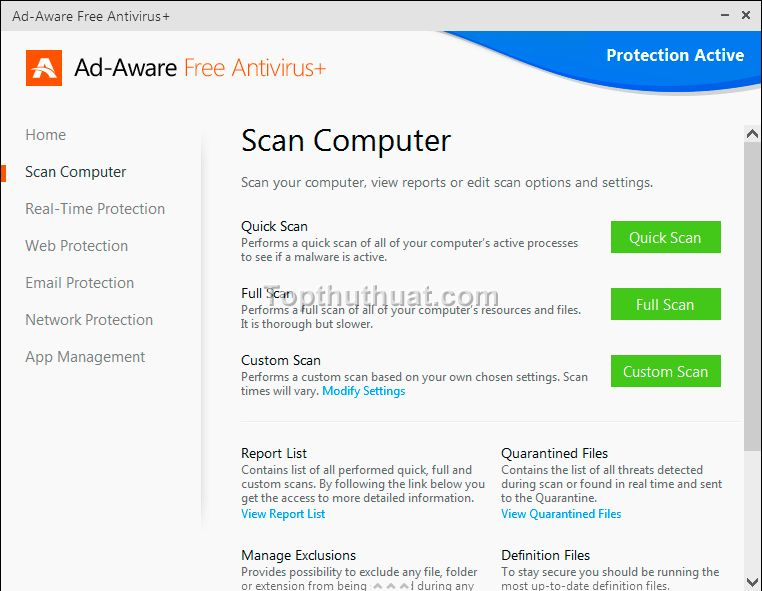 Ad-Aware Free Antivirus  2