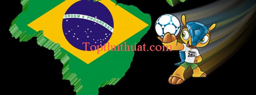 anh bia facebook world cup 2014