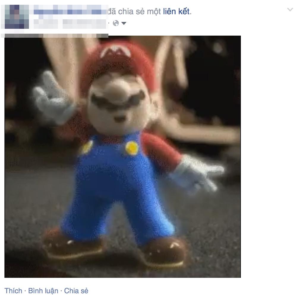 đăng tải hình ảnh động lên Facebook