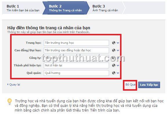 facebook của bạn. Bạn cần xác nhận tài khoản facebook