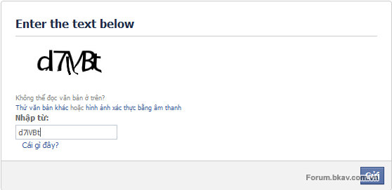 Facebook bi blocked