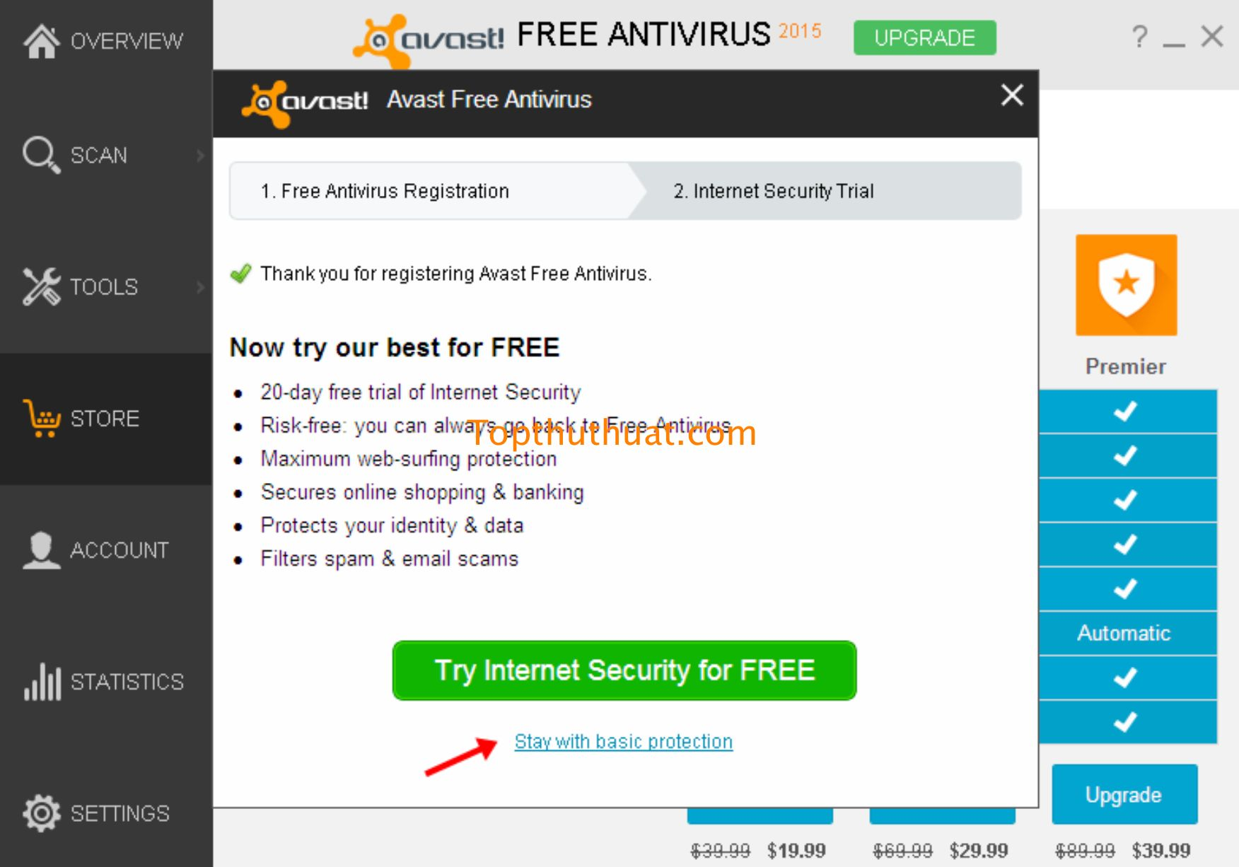 Avast SecureLine - what is it general review