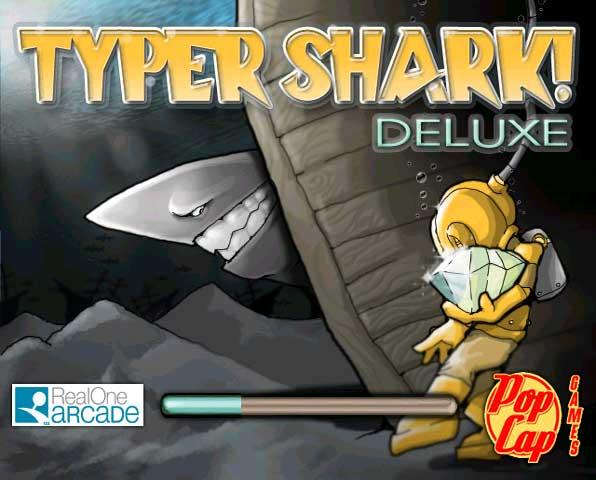 danh chu type shark