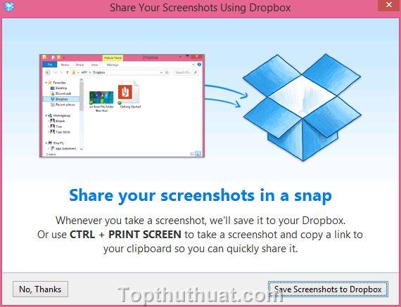 cai dat dropbox desktop