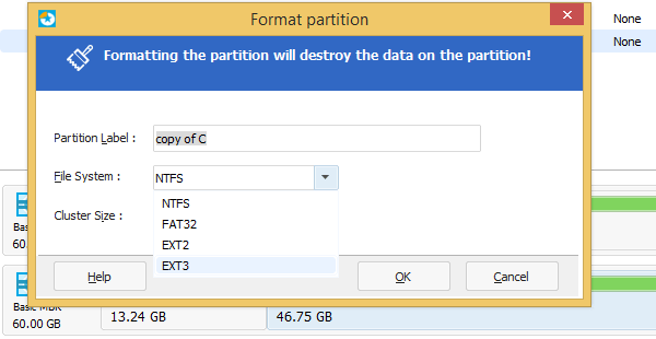 cach su dung easeus partition