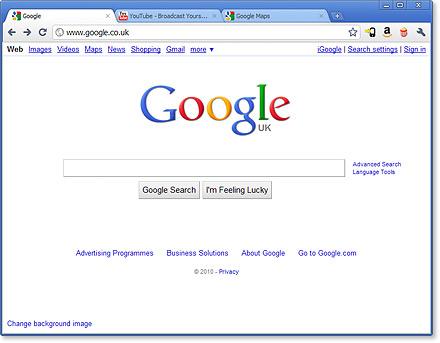 cai dat google chrome