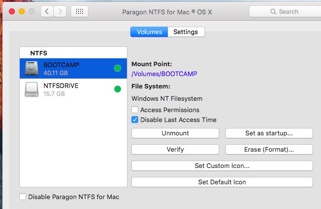 ghi dinh dang ntfs tren mac 2