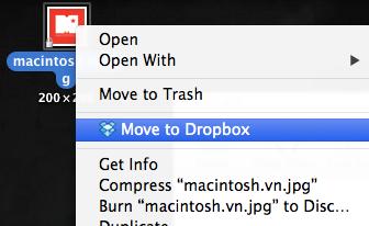 dropbox tren mac