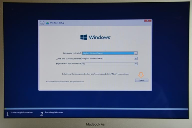 cai windows 10 tren mac