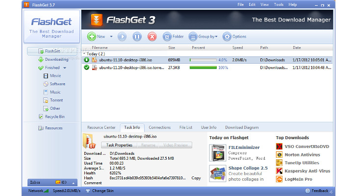 phan mem tang toc download nhanh