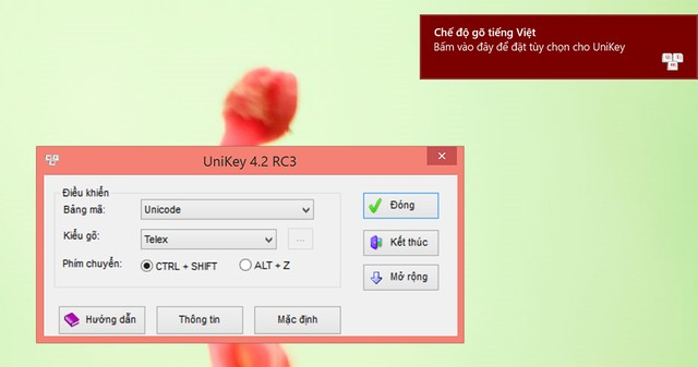 download unikey cho win 7