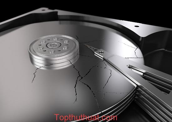 Should use an external hard drive