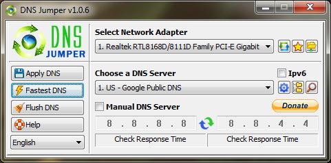 dns internet 1