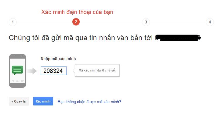 bao ve tai khoan google 2 lop 6
