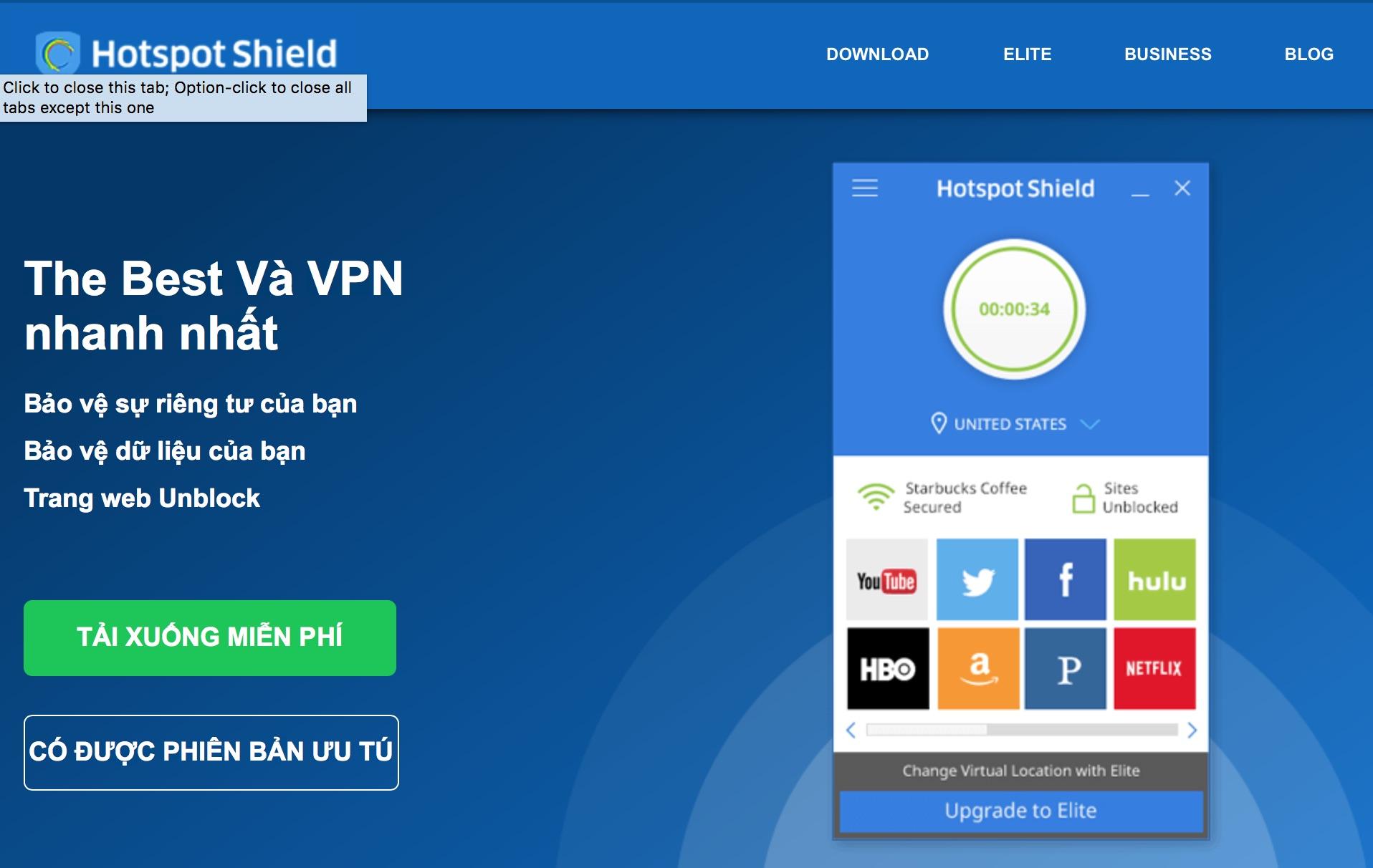 Hotspot shield vpn vs tunnelbear