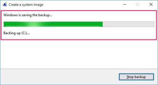 How to create system backups on Windows 10