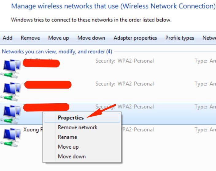 xem mat khau wifi 2
