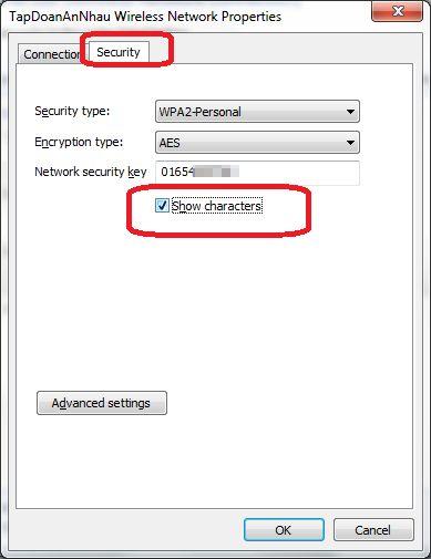 xem mat khau wifi 3