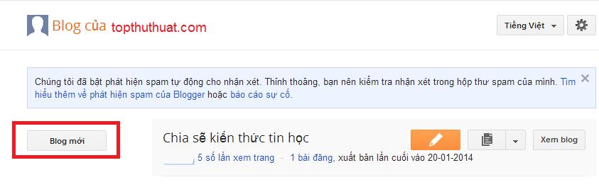 tao blogger