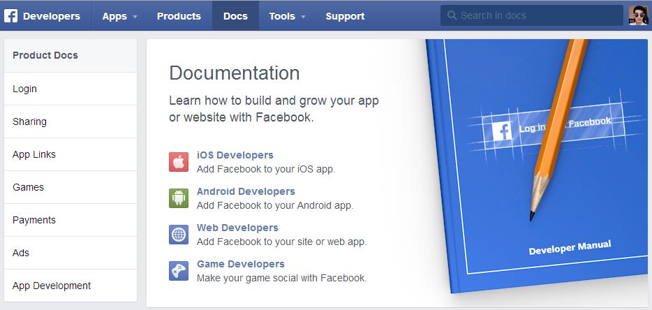 dang ky developer facebook