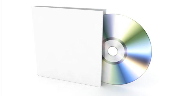 cách ghi đĩa trắng