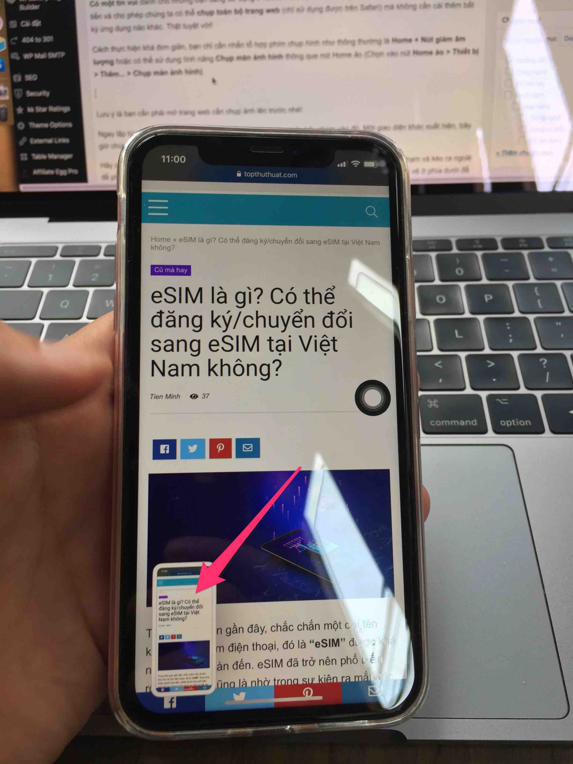 chup anh full page ios 13