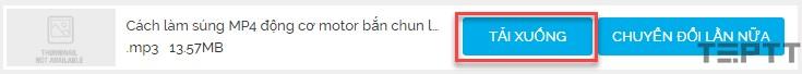 chuyen doi mp4 sang mp3