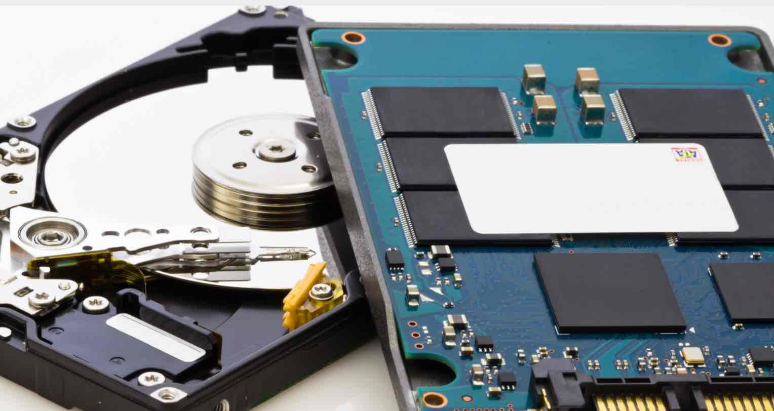 ghi dữ liệu vào ổ đĩa NTFS