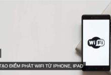 tao diem phat wifi