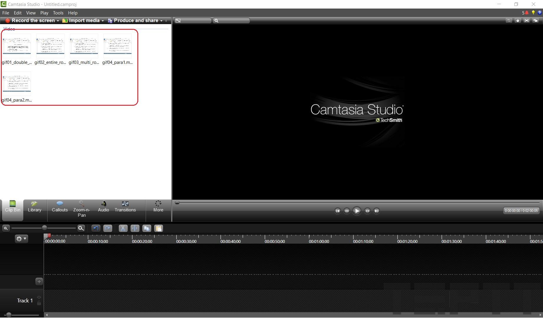 phần mềm cắt ghép video