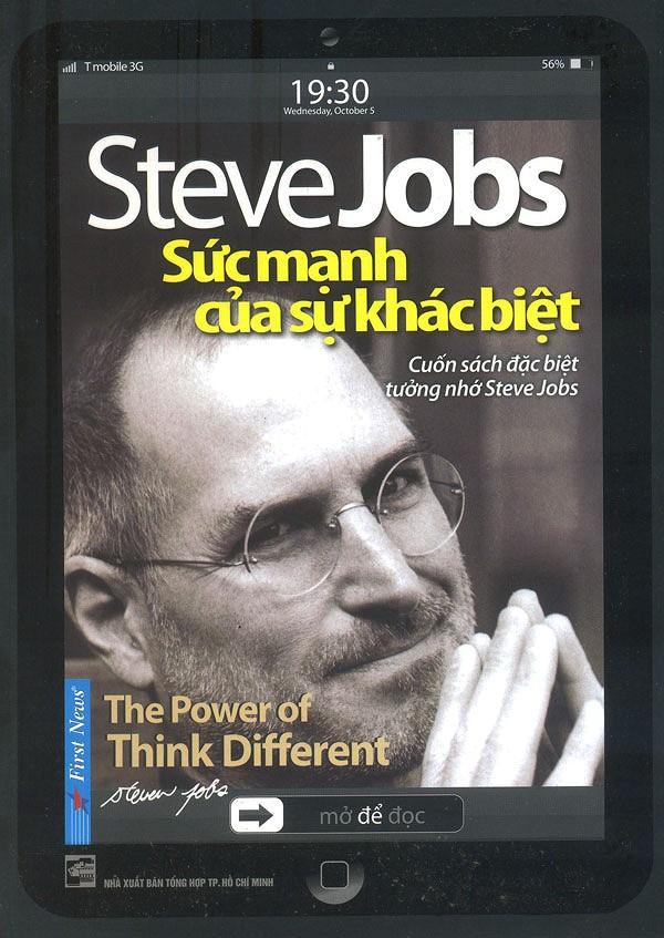 sách hay về steve jobs