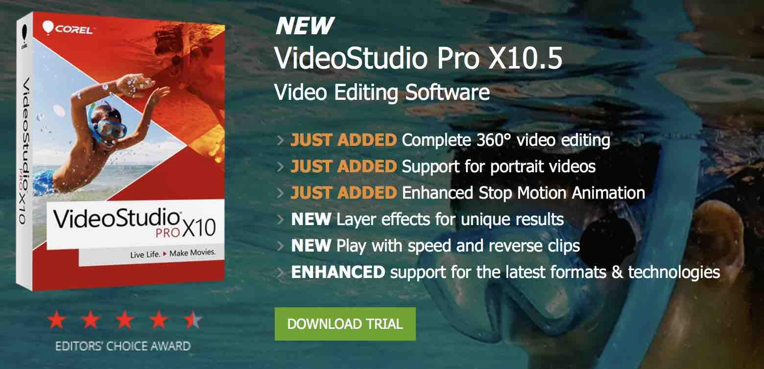 phần mềm làm video tốt nhất