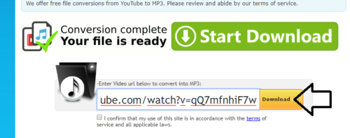 download youtube mp3