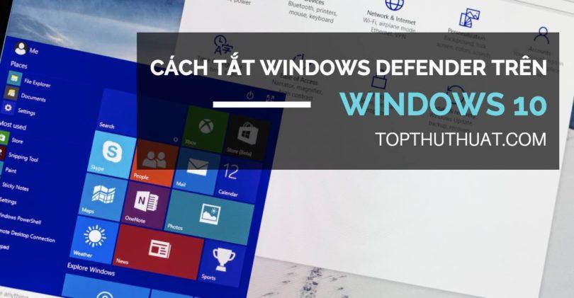 tat windows defender