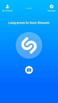 Shazam su dung