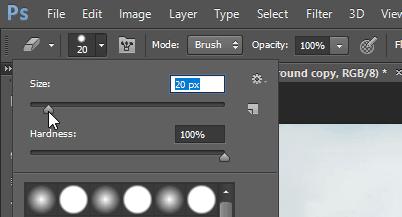 Cách làm mở ảnh với Photoshop