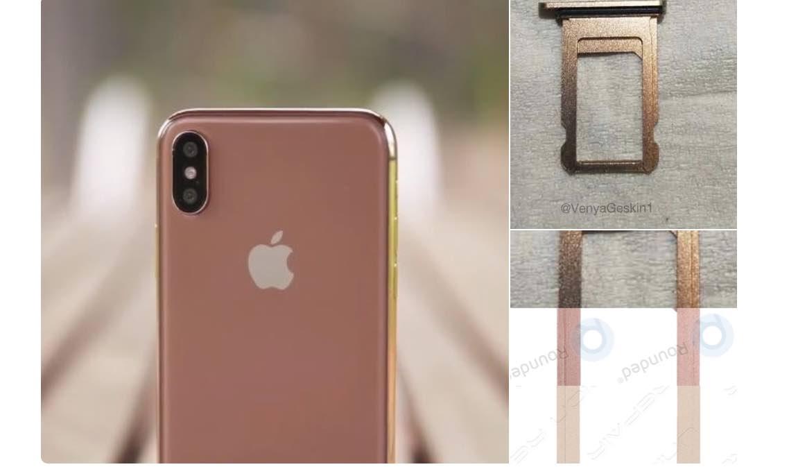 iphone x vang dong