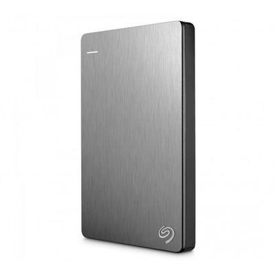 Ổ cứng di động Seagate Backup Plus Slim 1TB (Bạc)