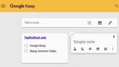 google keep macbook