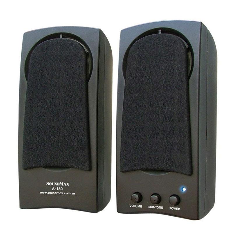Loa vi tính Soundmax A150 10W (Đen)
