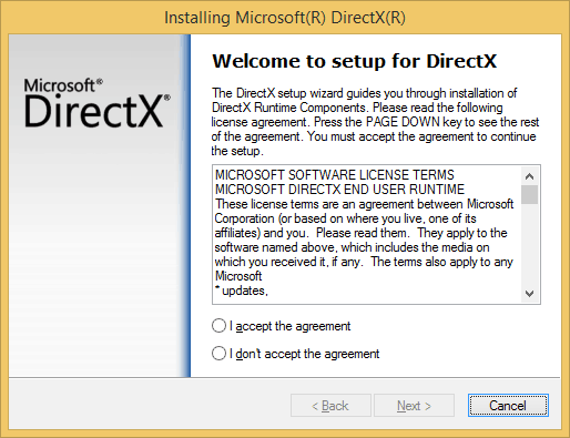dxwebsetup
