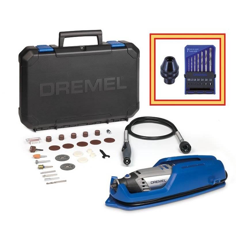 Bộ dụng cụ đa năng Dremel 3000 2/32 Promotion Kit