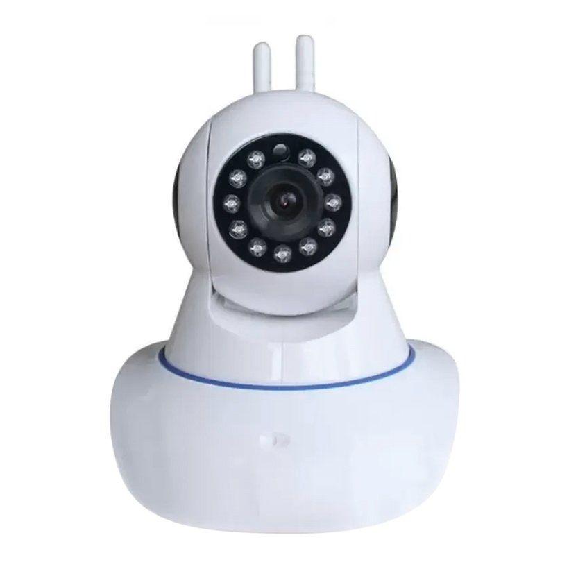 Camera IP không dây 2 ăngten quan sát ngày đêm Yoosee YYZ100-XF (Trắng)